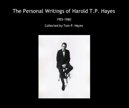 PERSONAL WRITINGS OF HAROLD T.P. HAYES